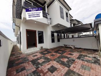 New 4 Bedroom Semi-detached with Bq, Chevron Alternative Route, Lekki Phase 2, Lekki, Lagos, Semi-detached Duplex for Sale