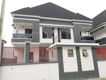 Spacious  4 Bedroom  Semi Detached Duplex with a Room Bq, Just By Chevron  Drive, Lekki Phase 2, Lekki, Lagos, Semi-detached Duplex for Sale
