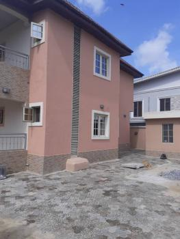 Block of 4 Flats, Gated Estate at Pump and Sell Addo Road., Ado, Ajah, Lagos, Block of Flats for Sale
