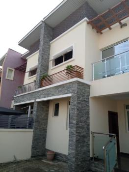 3 Bedroom with Bq, Chevyview Estate, Lekki, Lagos, House for Rent