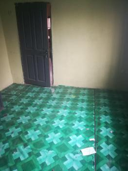 a Luxury Room and Parlour Self Contained with 2toilets and Wardrobe, Chief Rotimi Williams Estate, Off College Road, Ogba, Ikeja, Lagos, Mini Flat for Rent