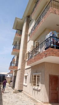 2bedroom Luxury Flat Upstairs, Oral Estate By Chevron Tollgate, Lekki, Lagos, Flat for Rent