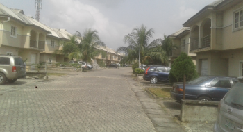 a Tastefully Finished 4 Bedroom Duplex with Bq, Rumuigbo, Port Harcourt, Rivers, Detached Duplex for Sale