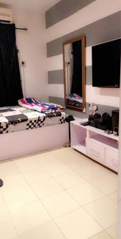 Decent and Furnished Serviced One Bedroom Self Contain Bq, Spar / Seagate Estate, Ikate Elegushi, Lekki, Lagos, Self Contained (single Rooms) Short Let