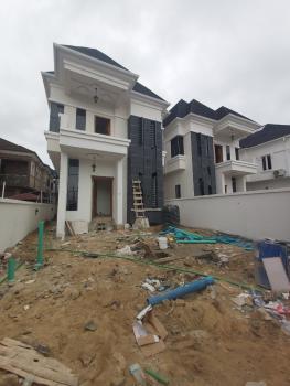 5bedroom Luxury Fully Detached Duplex, Chevron, Lekki, Lagos, Detached Duplex for Sale