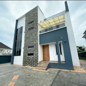 Luxurious 5 Bedrooms Duplex with a Bq, Pinnock Beach, Osapa, Lekki, Lagos, Detached Duplex for Sale