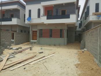 Brand New 4 Bedroom Fully Detached Duplex with Bq in Edens Court, Chevron Drive Lekki, Lekki, Lagos, Detached Duplex for Sale