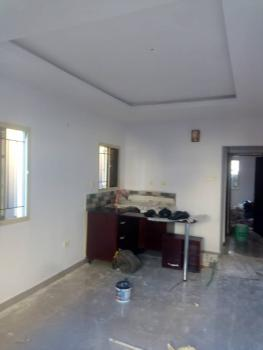 Spacious 1 Bedroom, Pop Ceiling Apartment, American Open Plan Living  Room, Chevy View Estate Chevron, Lekki, Lagos, Mini Flat for Rent