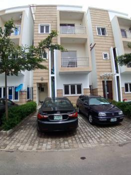 Brand New Luxury 4 Bedroom Serviced Terrace Duplex Plus Bq with Air Co, Rosebud Estate, Mabuchi, Abuja, Terraced Duplex for Rent