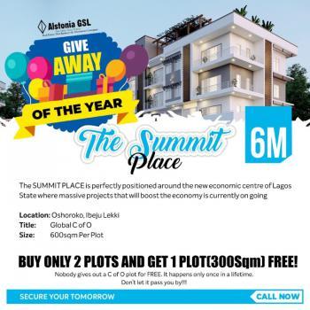The Summit Place Estate, Osoroko, Ibeju Lekki, Lagos, Residential Land for Sale