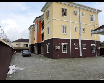 Brand New and Tastefully Finished 2 Bedrooms Flat in a Secured Estate, Sangotedo, Ajah, Lagos, Flat for Rent