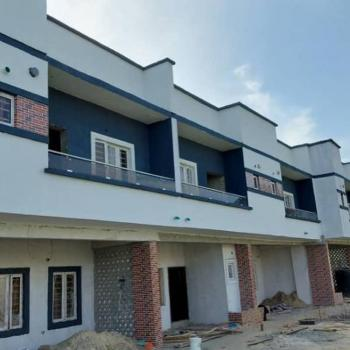 Fully Finished Luxury 3  Bedroom Terrace Duplex with Bq, Off Cooperative Villa, Badore, Ajah, Lagos, Terraced Duplex for Sale
