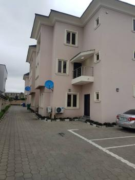 4 Bedroom Terrace Duplex with Bq, Tinubu Road, Ilupeju, Lagos, Terraced Duplex for Sale
