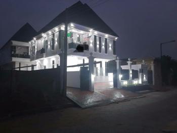 4 Bedroom Detached Duplex + Bq, Osapa, Lekki, Lagos, Detached Duplex for Sale