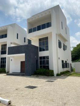 Newly Built 4 Bedrooms Terraced Duplex., Off Ademola Adetokumbo Crescent., Wuse 2, Abuja, Terraced Duplex for Sale