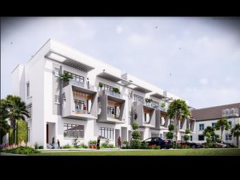 Off-plan Four Bedroom House, Ilasan, Lekki, Lagos, Terraced Duplex for Sale