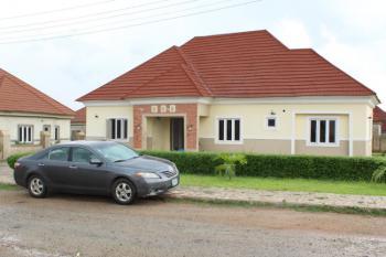 Fully Detatched 3 Bedroom Bungalow Plus Bq, After Efab Queens Estate, Karsana, Abuja, Detached Bungalow for Sale