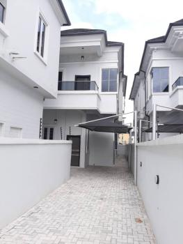 Newly Built 4 Bedroom Semi Detached Duplex with Bq, Chevron Traffic Light, Lekki Phase 2, Lekki, Lagos, Semi-detached Duplex for Rent