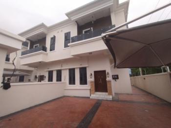 Newly Built 4 Bedrooms Semi Detached Duplex + Bq, Chevron Conservation, Lekki Phase 2, Lekki, Lagos, Semi-detached Duplex for Rent