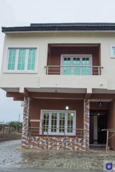 Very Nicely Finished 3 Bedroom Cornerpiece Terrace Duplex, Lekki Gardens Estate Phase 4, By Lagos Business School, Ajiwe, Ajah, Lagos, Terraced Duplex for Rent