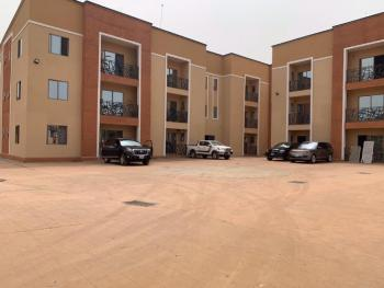Furnish 3 Bedrooms Flat with 1room Bq Attached, Just After Juilus Berger Hospital, Life Camp, Gwarinpa, Abuja, Flat for Sale