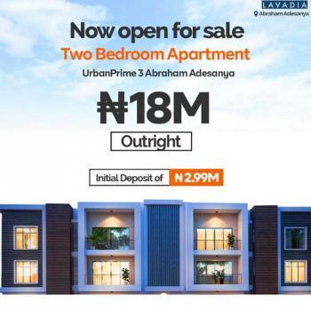 Luxury 2bedroom Apartment, Abraham Adasanya, Lekki Phase 2, Ajah, Lagos, Block of Flats for Sale