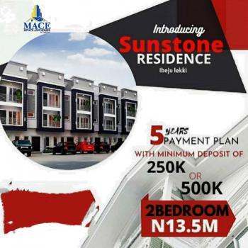 Luxury 2 Bedroom Apartments, Ibeju Lekki, Lagos, Flat for Sale