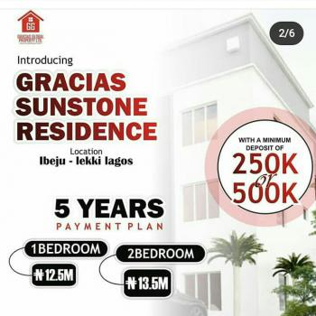 Gracias Sunstone Residence, Osoroko, Ibeju Lekki, Lagos, Block of Flats for Sale