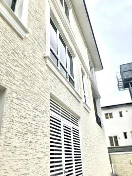 Luxury Serviced 4 Bedrooms Pent with 1rm Bq + Spacious Fitted Kitchen, Banana Island, Ikoyi, Lagos, Detached Duplex for Rent