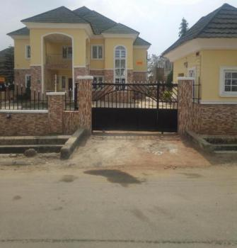 Perfect 4 Bedroom, Dicy Avenue, Katampe Extension, Katampe, Abuja, Detached Duplex for Rent