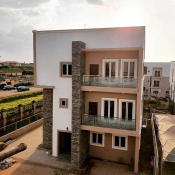 5 Bedroom Luxury Duplex, By Emadeb Filling Station, Wuse 2, Abuja, Detached Duplex for Sale