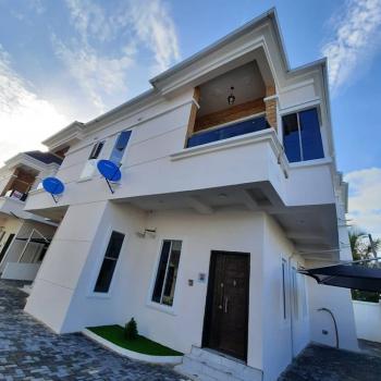 4bedroom Semi Detached Duplex with Bq, Ologolo- Jakande Lekki, Jakande, Lekki, Lagos, Semi-detached Duplex for Sale