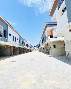 a Steal 4 Bedroom Terrace Duplex, Chevron, Lekki, Lagos, Semi-detached Duplex for Sale