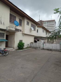 Massive Detached Building on Strategic Corner-piece, Off Oyin Jolayemi Street., Victoria Island (vi), Lagos, Detached Duplex for Rent