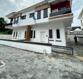 Newly Built Property, Chevron Toll, Lekki Expressway, Lekki, Lagos, Semi-detached Duplex for Rent