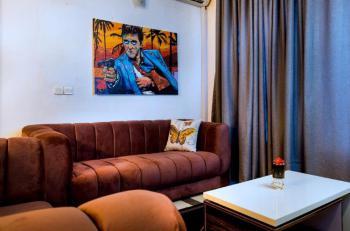 Kambala 1 Bedroom Luxury Flat with 24 Hours Power, Off Ligali Ayorinde, Victoria Island (vi), Lagos, Flat Short Let