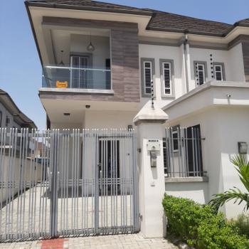 4 Bedroom Semi Detached Duplex, Oakwood Estate, Ologolo, Lekki, Lagos, Semi-detached Duplex for Rent