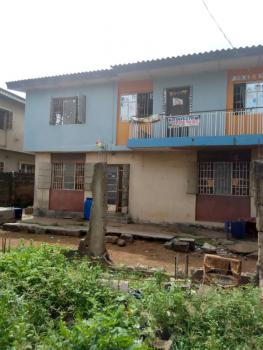 a 2 Bedroom Flat with Excellent Facilities, Adesakin Close By Iju, Fagba, Agege, Lagos, Flat for Sale