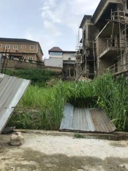 Land in a Serene Location, Kunle Agbaje Street Via Nelson Nweke Magodo Phase 2, Gra, Magodo, Lagos, Residential Land for Sale