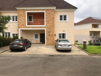 Luxury 4 Bedroom Duplex with Bq, Close Cedacrest Hospital, Apo, Abuja, Semi-detached Duplex for Sale
