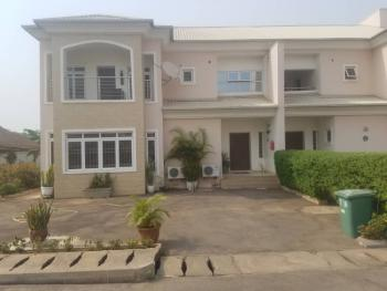 Luxury 3 Bedroom Duplex with Bq, Apo, Abuja, Semi-detached Duplex for Sale