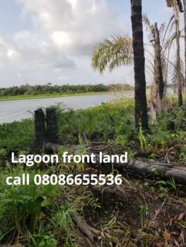 Affordable Lagoon Front Land, Ibeju Lekki, Lagos, Residential Land for Sale