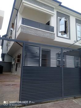 Brand New 4bedroom Semi Detached Duplex, Chevron Drive, Lekki Phase 2, Lekki, Lagos, Semi-detached Duplex for Rent