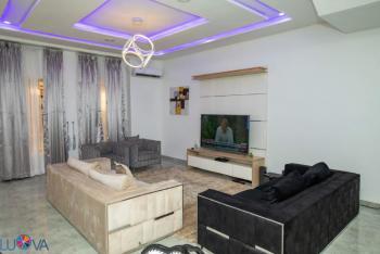 Excellent 4bedroom Semidetached Duplex with Room Bq, By Pinnock Beach Estate, Osapa, Lekki, Lagos, Semi-detached Duplex for Sale