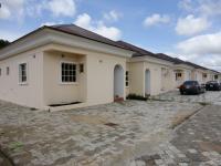 3 Bedroom En-suite Bungalows, Lugbe District, Abuja, Semi-detached Bungalow for Sale