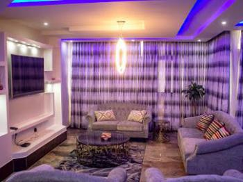 Luxurious Fully Furnished and Serviced 3 Bedroom Apartment Available, Victoria Island (vi), Lagos, Flat Short Let