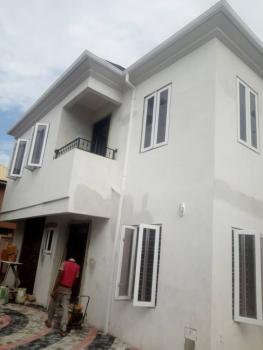 New 3 Bedroom Duplex in an Estate, Blenco Supermarket, Sangotedo, Ajah, Lagos, Semi-detached Duplex for Rent