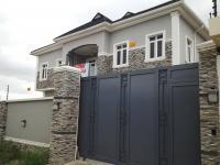 Newly Built 5 Bedroom Duplex + 1 Room Domestic Staff Quarters, Gra, Magodo, Lagos, Detached Duplex for Sale