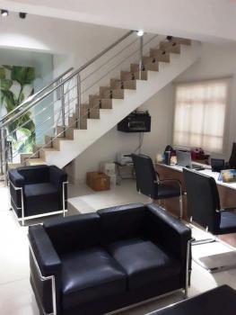 Well Built 5 Bedroom Semi-detached House with Bq, Off Isaac John Street, Ikeja Gra, Ikeja, Lagos, Semi-detached Duplex for Sale