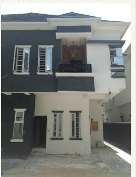 Smarty Built 4bedroom Detached Duplex with B.q, Lekki Phase 2, Lekki, Lagos, Semi-detached Duplex for Sale